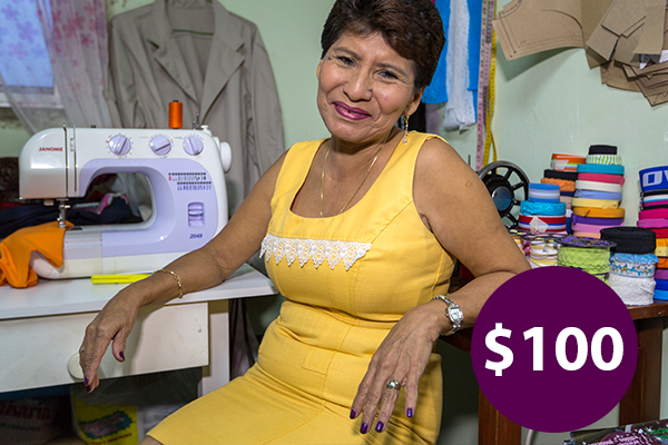 $100: Buy Industrial Sewing Machine to Grow a Tailoring Business